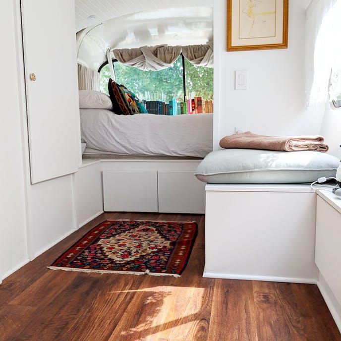 Dormitorio / Jessie Lipskin