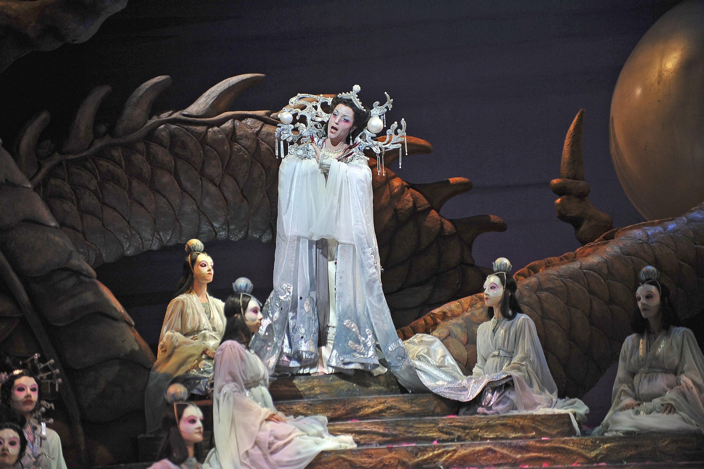 'Turandot', la última ópera de Giacomo Puccini, en el Palau de les Arts de Valencia