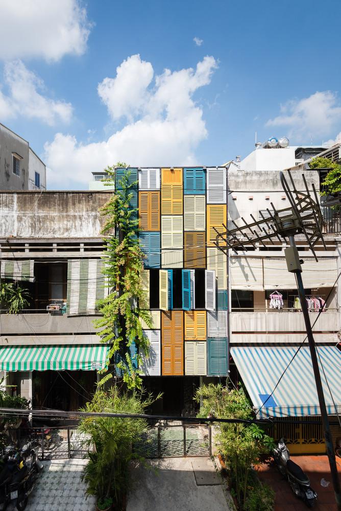 Vegan House / Block Architects (Vietnam)