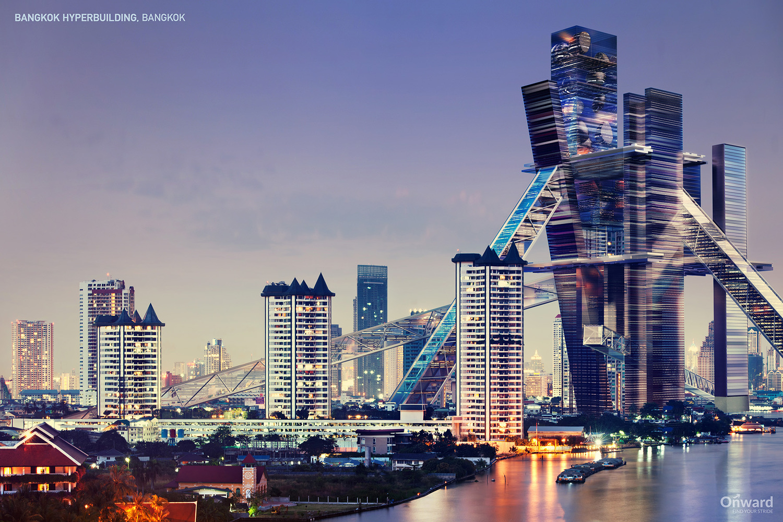 Bangkok Hyperbuilding – Bangok, Tailandia
