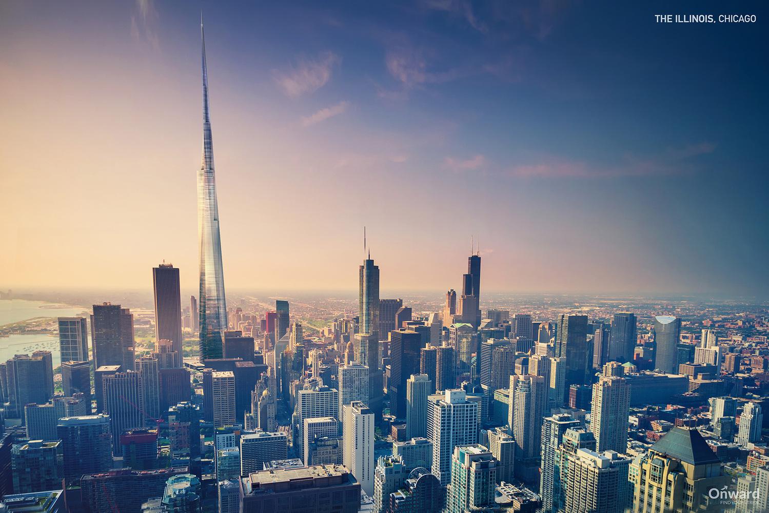 The Illinois – Chicago, EEUU