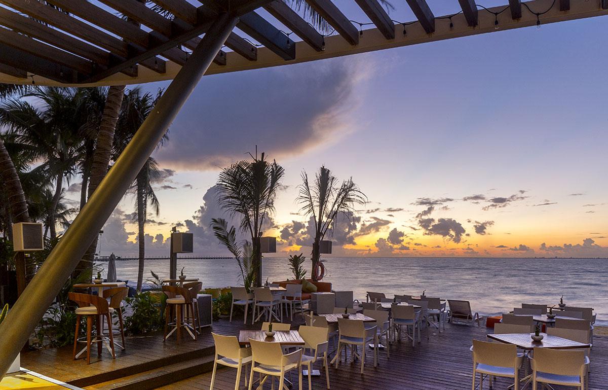 Restaurante / The Carmen Hotel