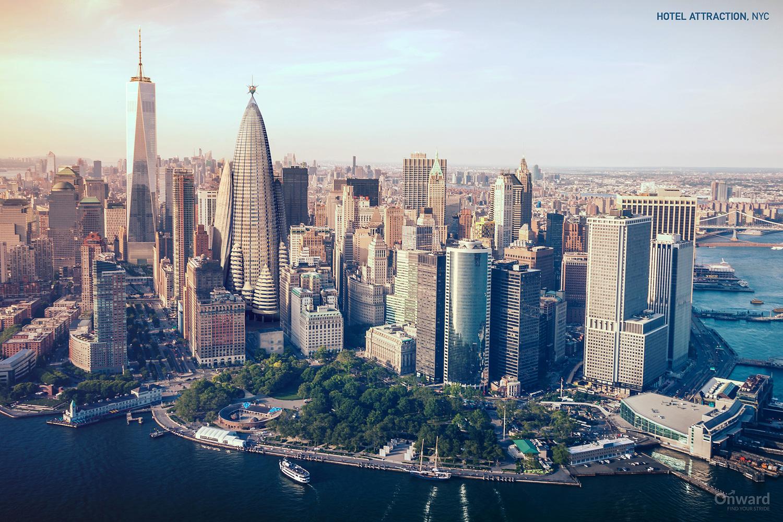 Hotel Attraction – Nueva York, EEUU