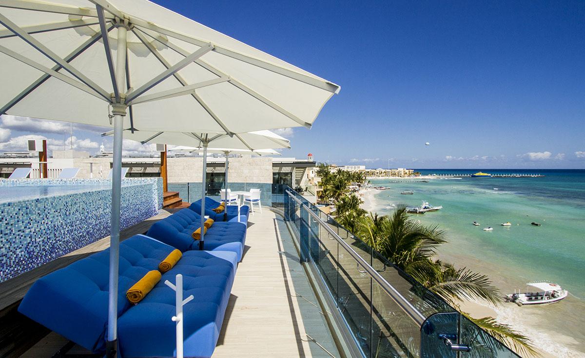 Vistas al mar / The Carmen Hotel