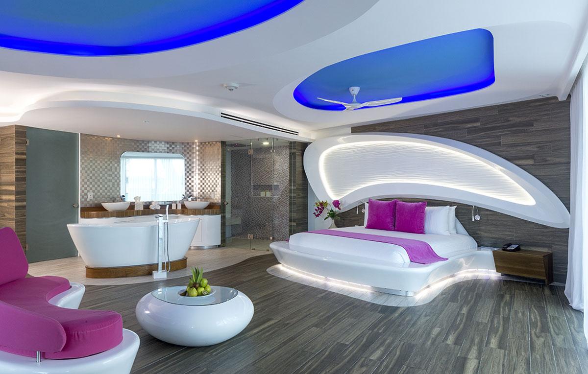 Suite rosa / The Carmen Hotel