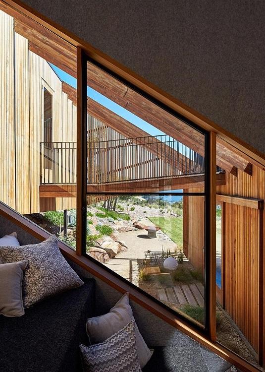 Es obra del estudio BKK Architects