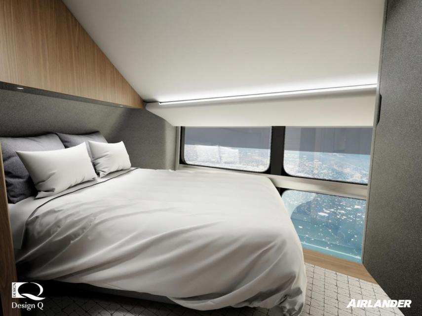 ¿Te atreverías a dormir aquí?