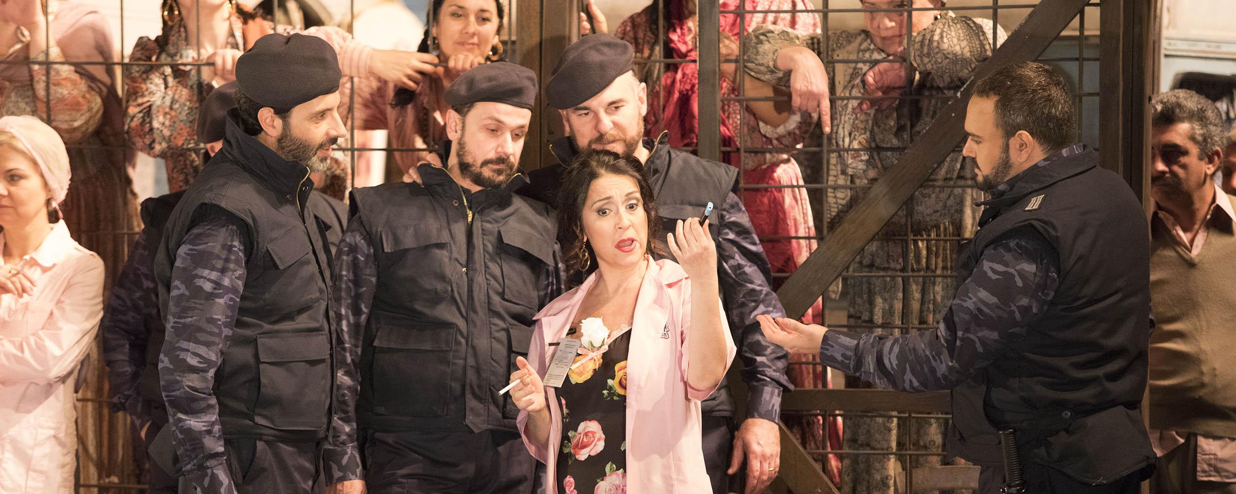 Carmen, la ópera de Bizet, llega al Teatro del Maggio Musicale Fiorentino