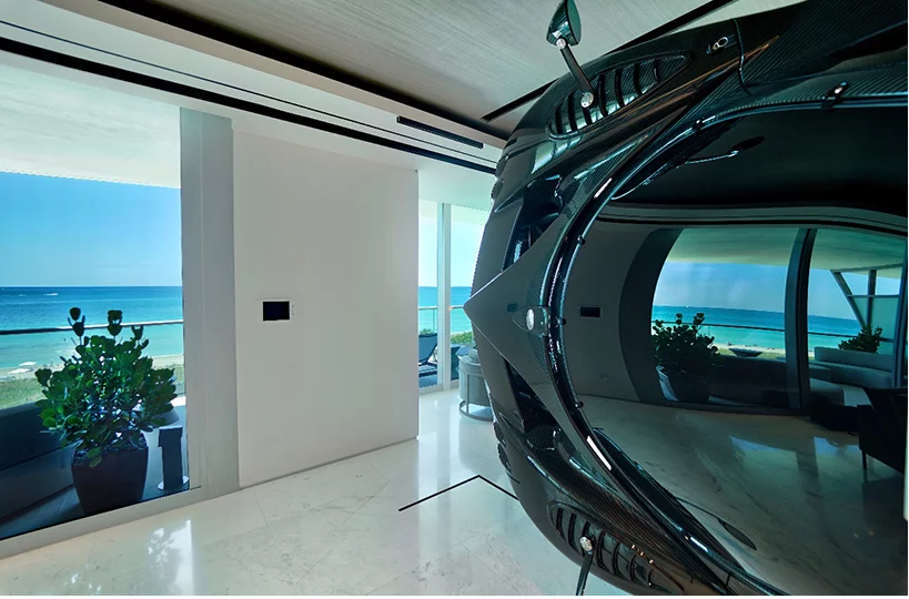Una casa con una pared de más de 1 millón de euros