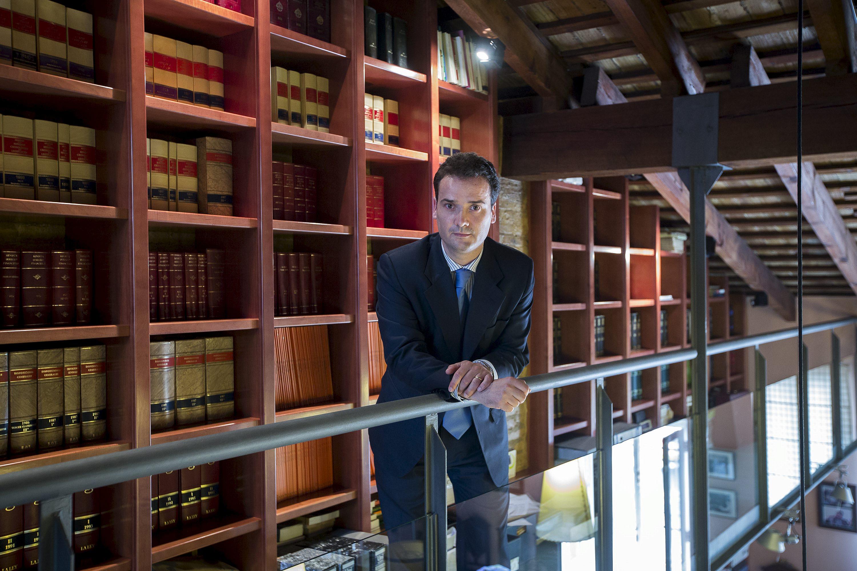 José María Salcedo, socio de Ático Jurídico