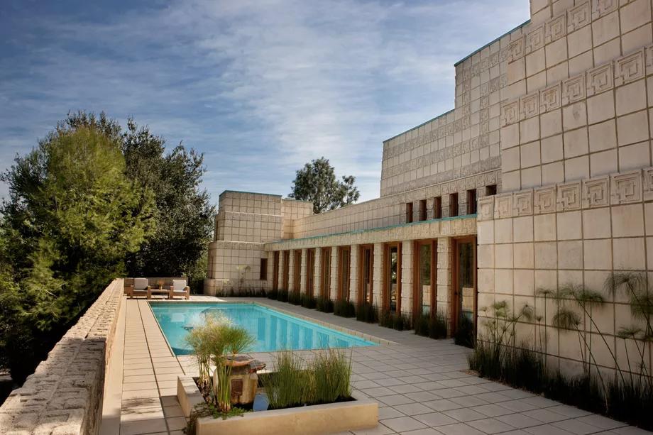 Una de las obras más peculiares de Frank Lloyd Wright