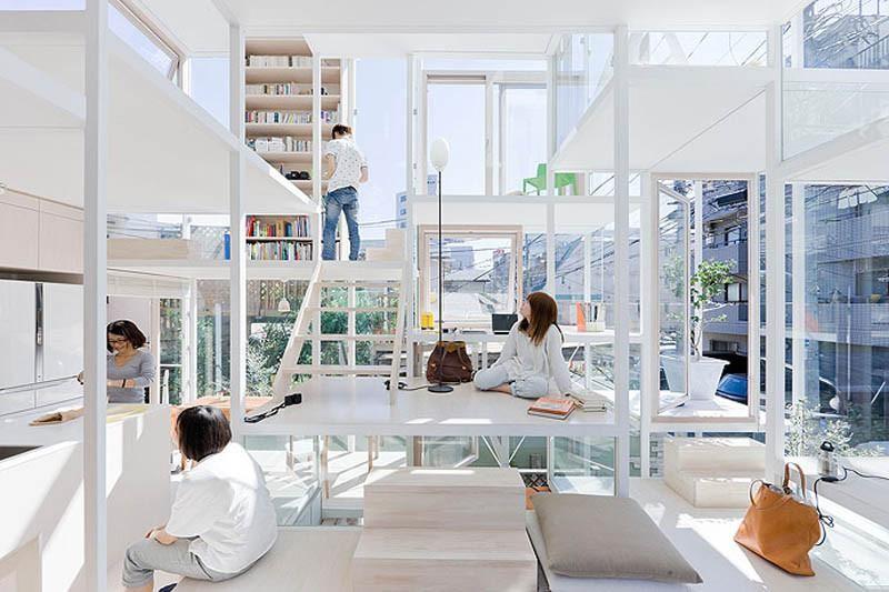 Diseñado por el estudio japonés Sou Fujimoto
