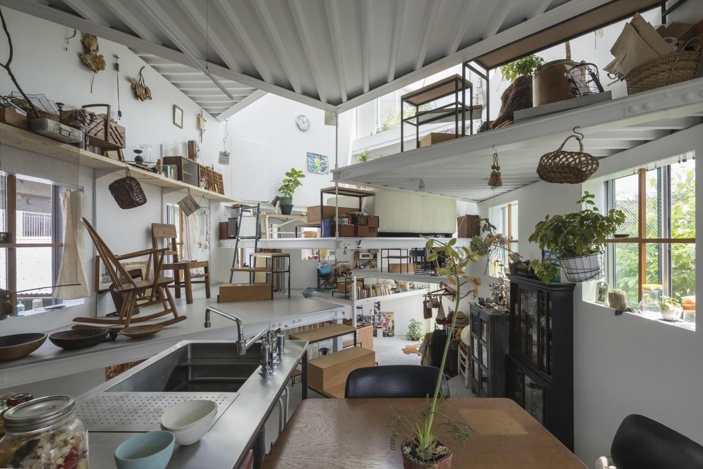 Es un proyecto de los japoneses Tato Arquitects