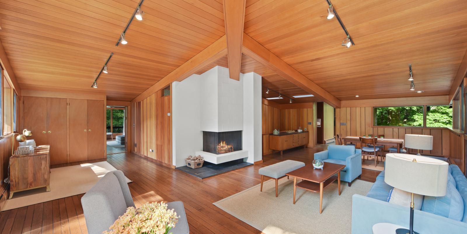 amplio salón / Ginnel Real Estate