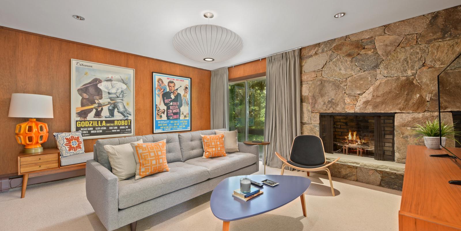 Salón / Ginnel Real Estate