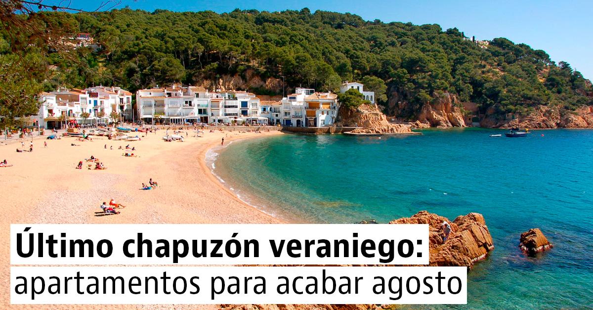 10 alojamientos en la playa para los últimos días del verano
