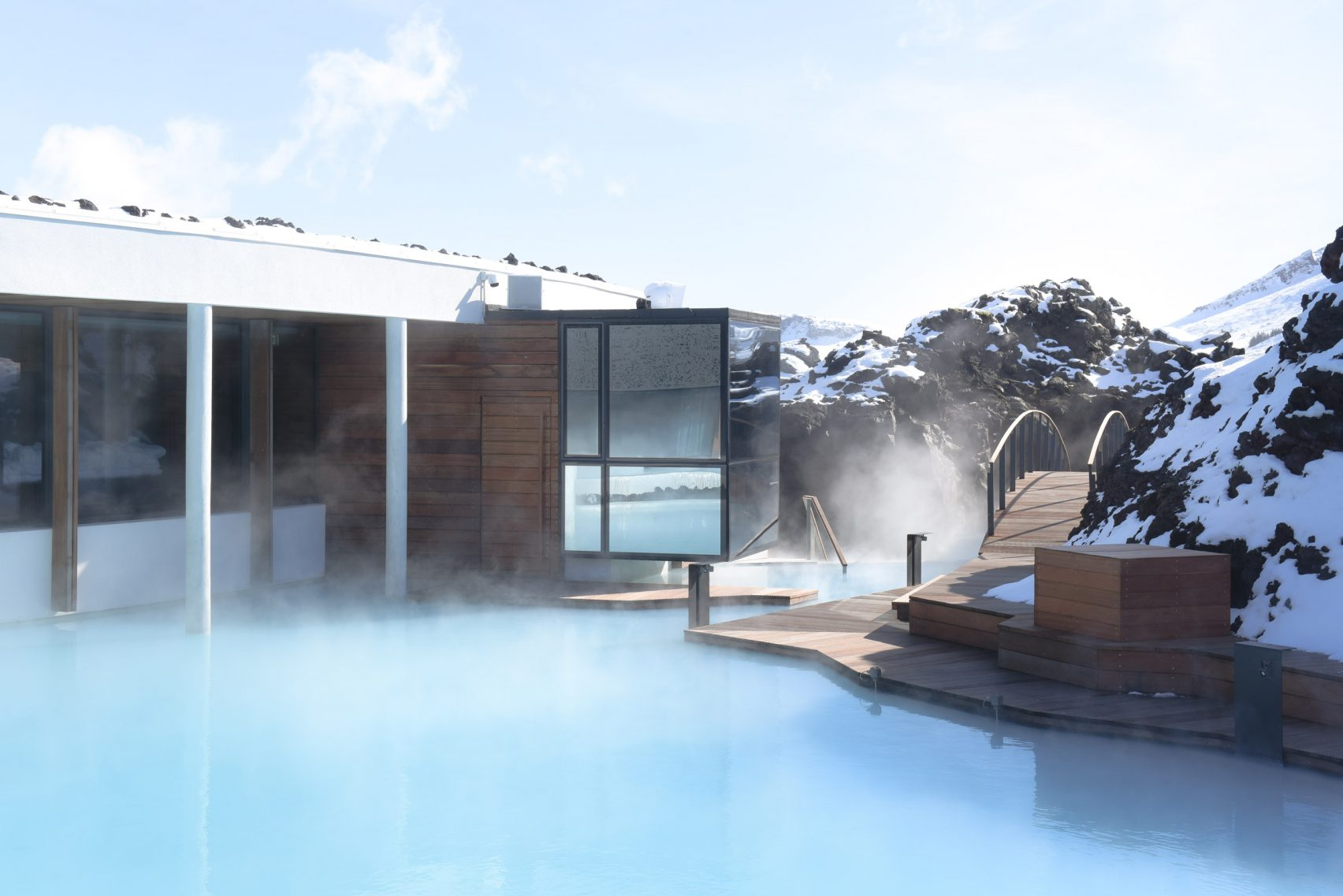 La Laguna Azul en Islandia / The Retreat at Blue Lagoon