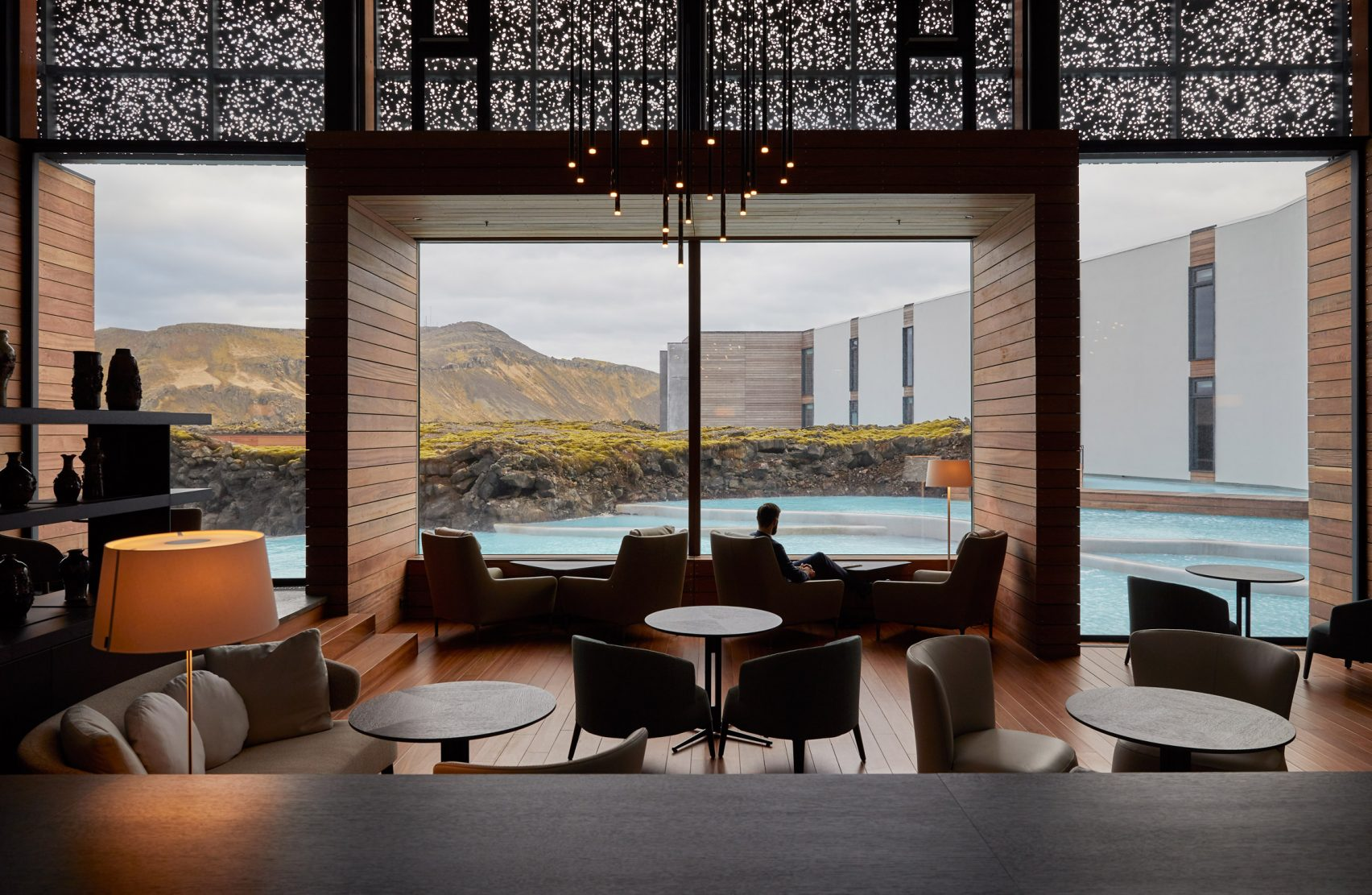 Restaurante / The Retreat at Blue Lagoon