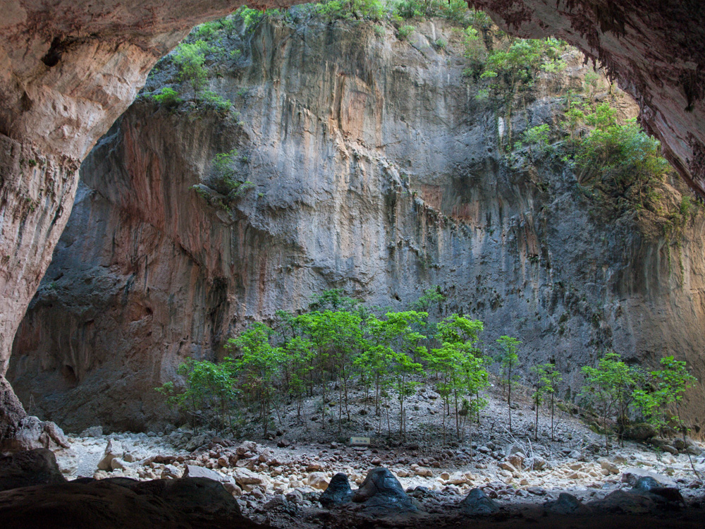Barranquismo en la Sierra de Grazalema