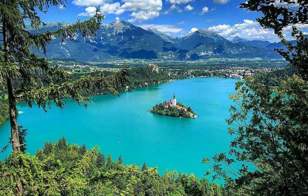 Bled acumula más de 400.000 fotografías en Instagram en lo que va de verano