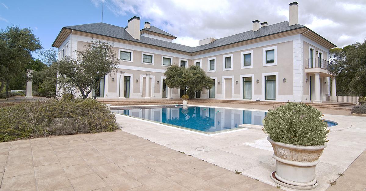 Encinas (Pozuelo de Alarcón, Madrid): 5.022.000 euros