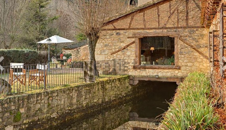 Esta magnífica propiedad está ubicada en Segovia