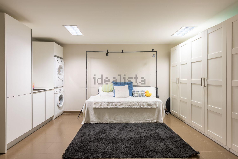 Dormitorio del servicio