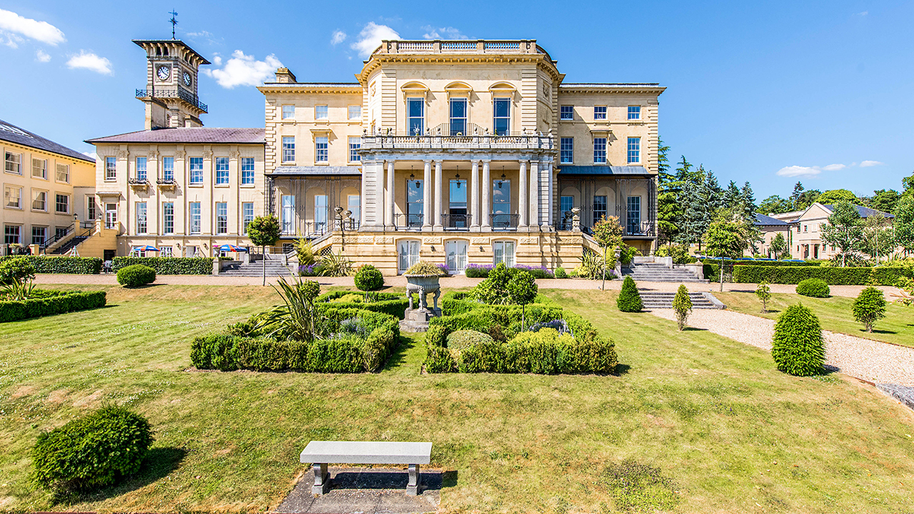 Bentley Priory / Savills