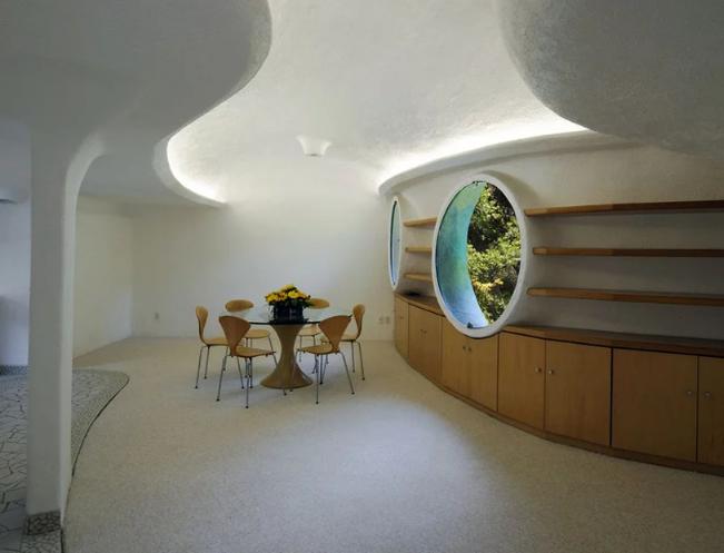 Otra habitación / Arquitectura orgánica/ Javier Senosiain
