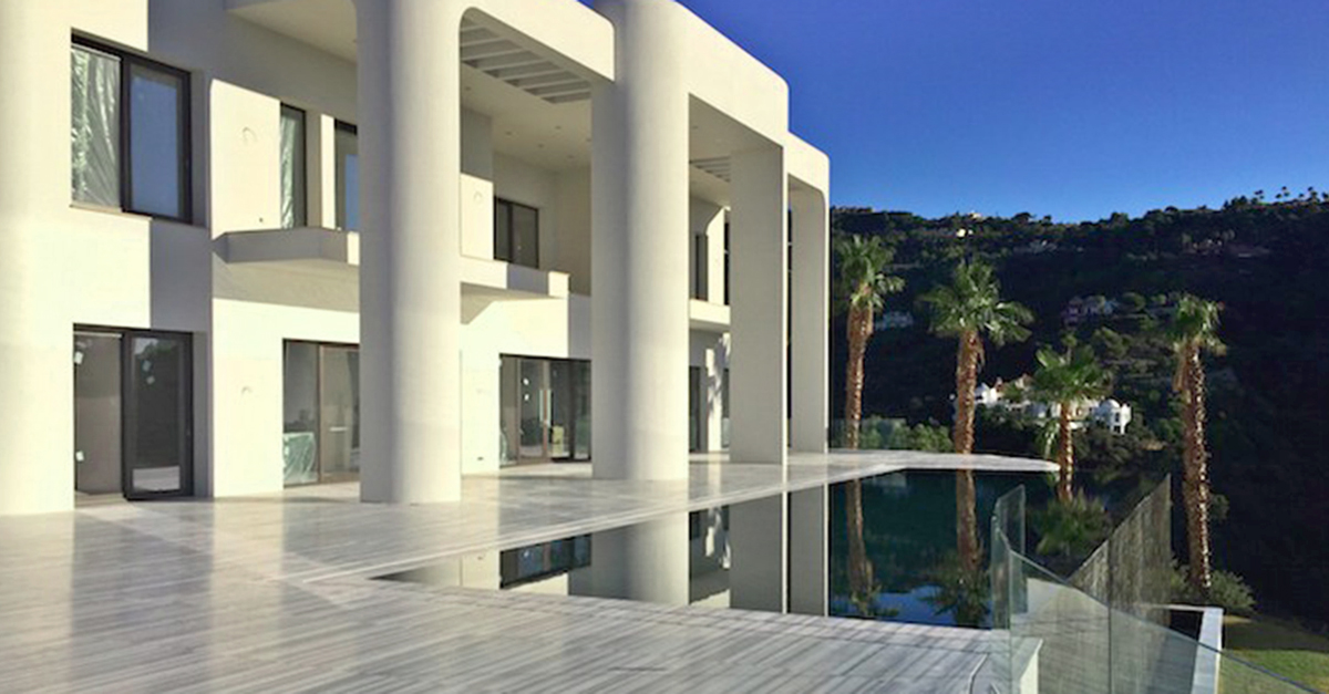 Urb. Coto Zagaleta (Benahavís, Málaga): 5.729.500 euros