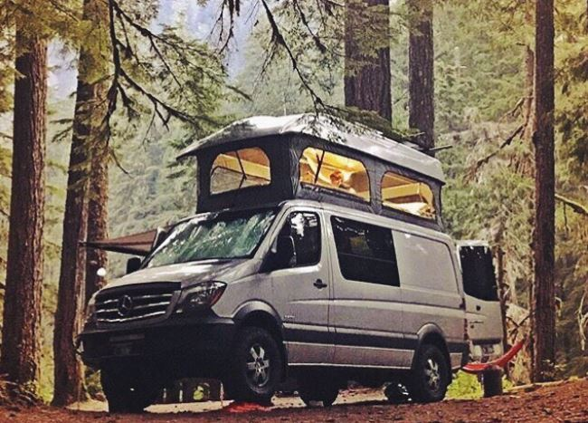 Colorado Camper Van