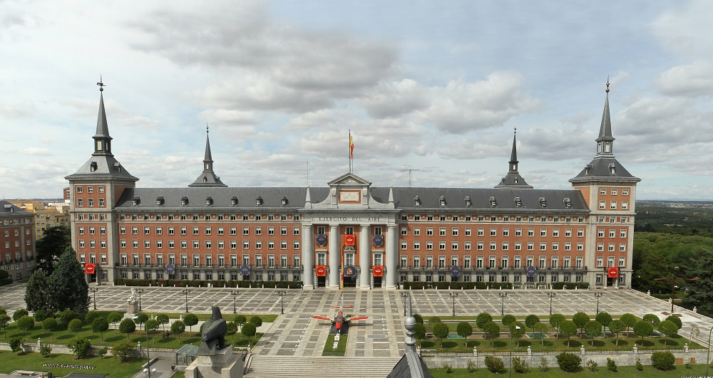 Cuartel General del Ejercito del Aire / Open House Madrid