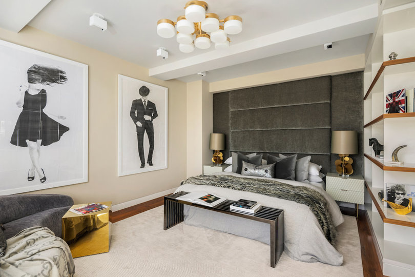 Dormitorio / Douglas Elliman
