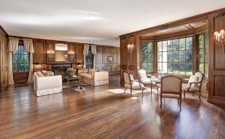 El interior de la vivienda destaca por su amplitud / Jeff Ong