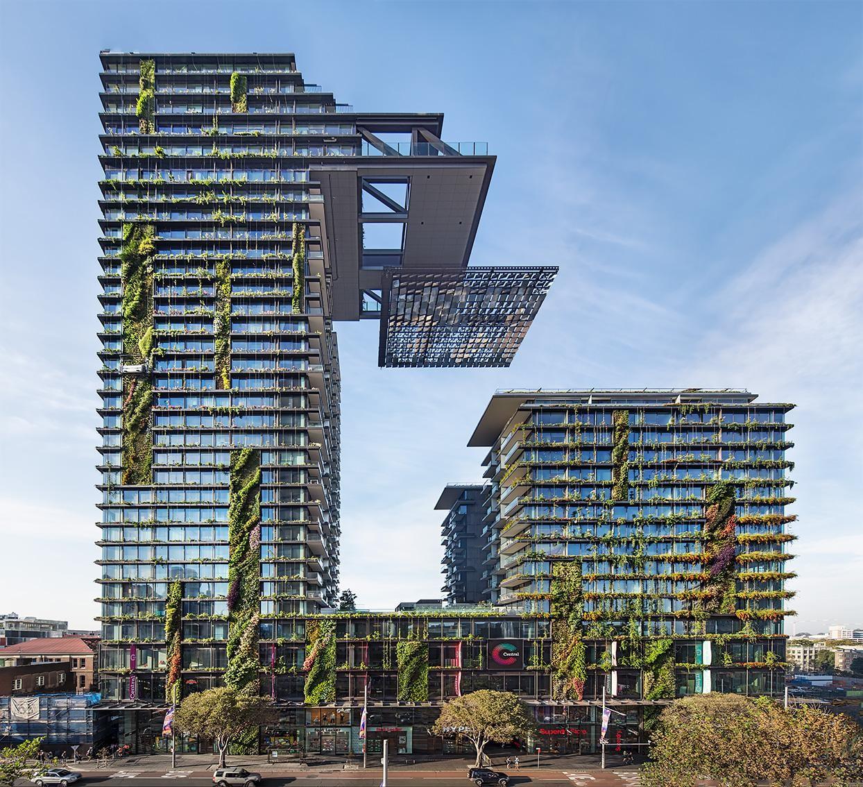 Es del arquitecto francés Jean Nouvel