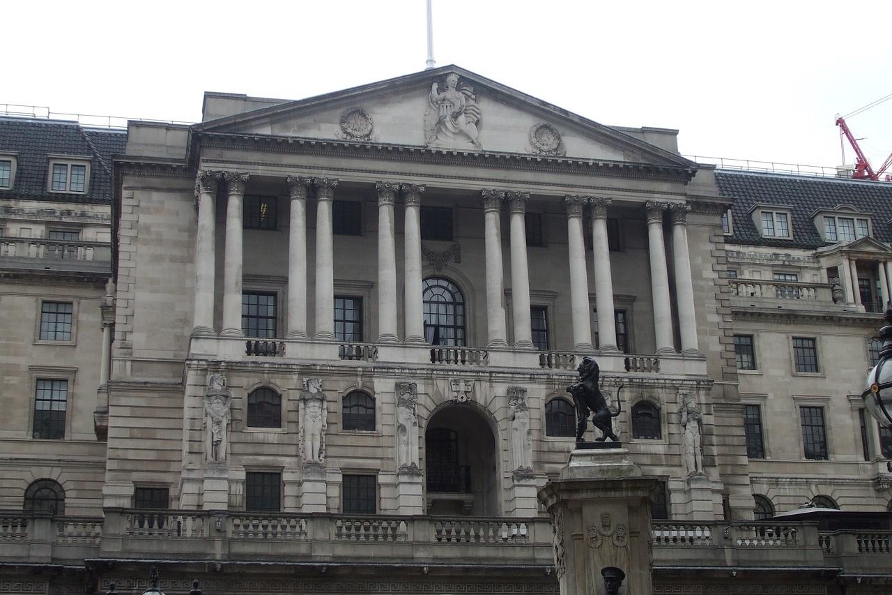 Sede del Banco de Inglaterra / Foto: Pixabay
