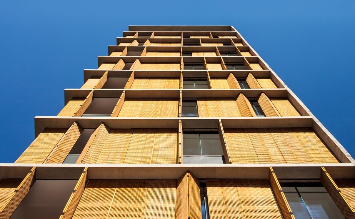 El arquitecto es el brasileño Marcio Kogan