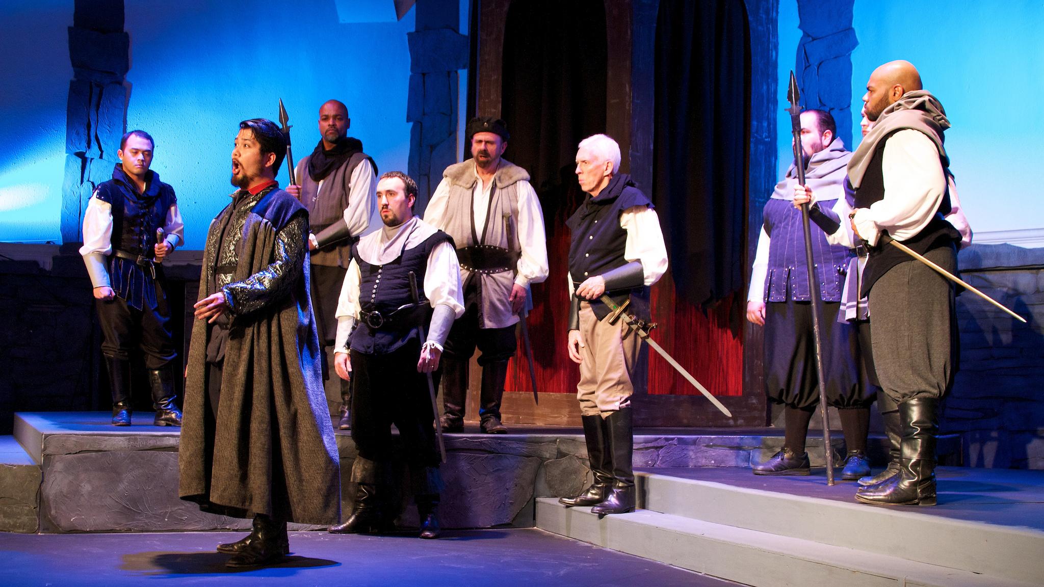 'Il Trovatore' de Verdi, en el Teatro de la Maestranza de Sevilla