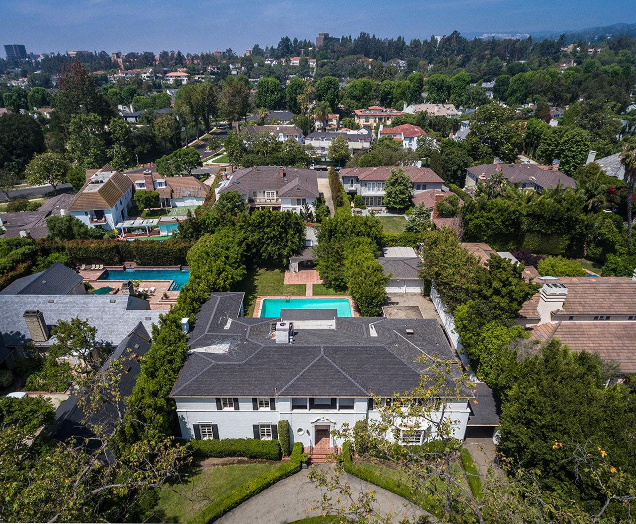 La propiedad posee una parcela 1.655 m2, / Jeff Ong