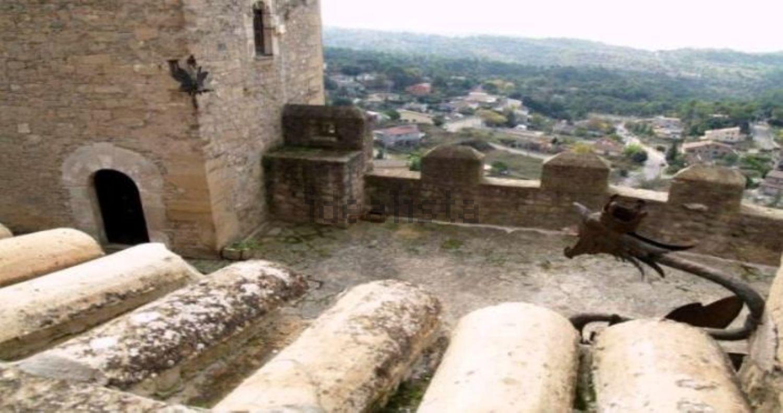 Las vistas que ofrece el castillo son espectaculares