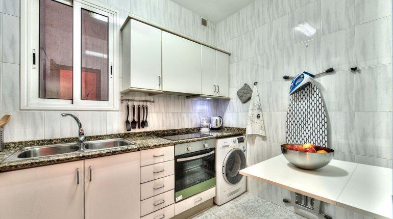 Cocina / Foto: Bcn Design Flats