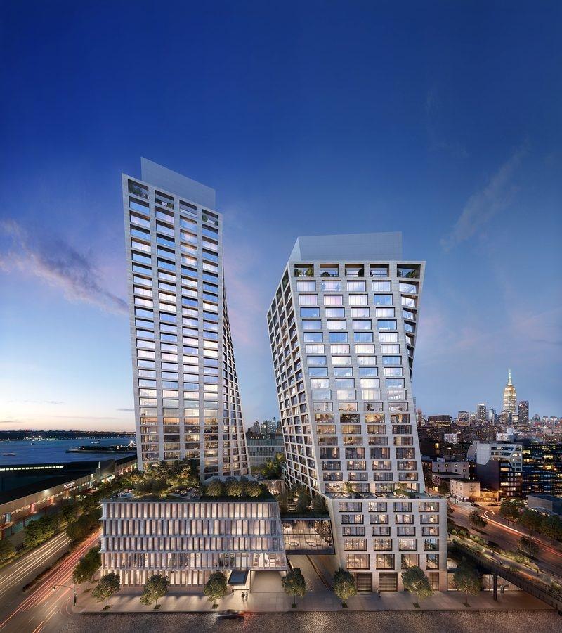 Su arquitecto es Bjarke Ingels