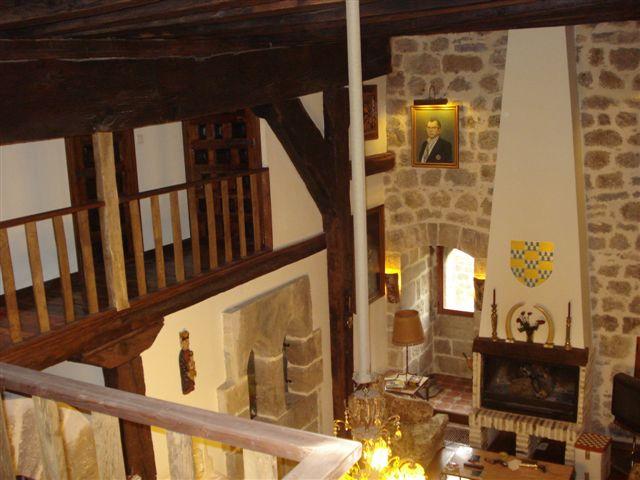 El castillo está distribuido en cinco plantas / Castilloenventa.es