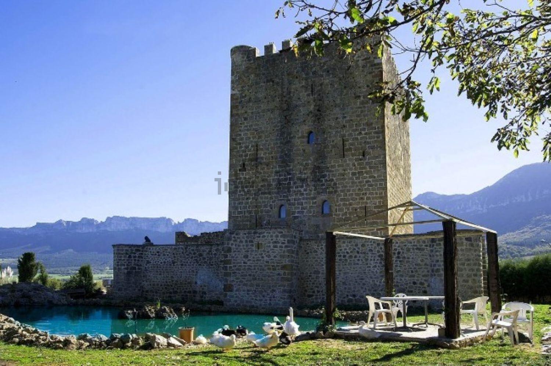 La propiedad está en venta en idealista por 2,75 millones de euros / Castilloenventa.es