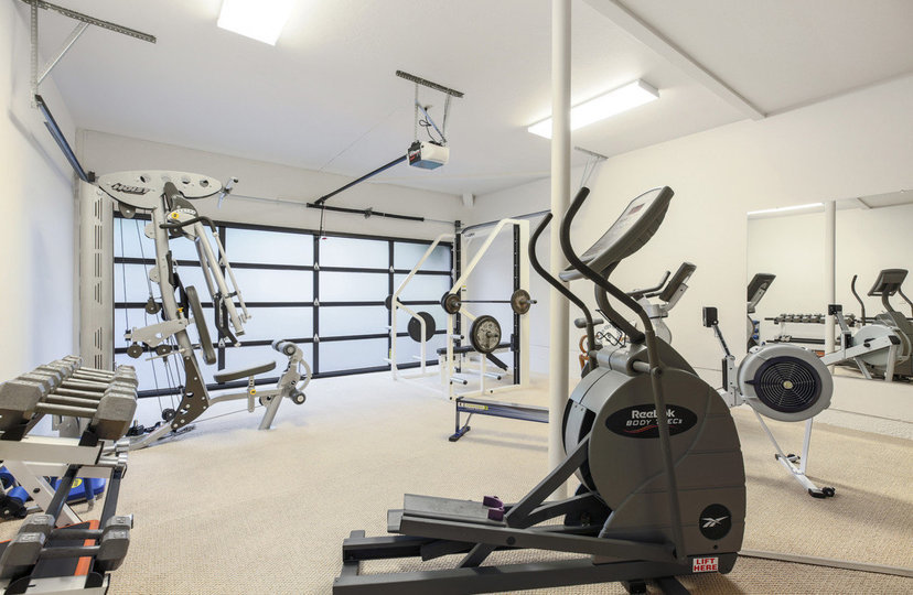 Gimnasio / Open Homes