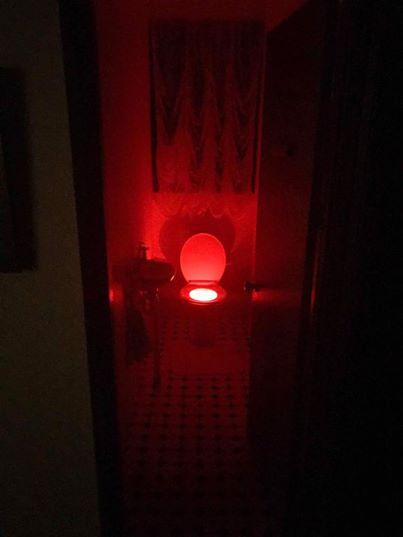 Un inodoro bastante inquietante / Toilets With Threatening Auras