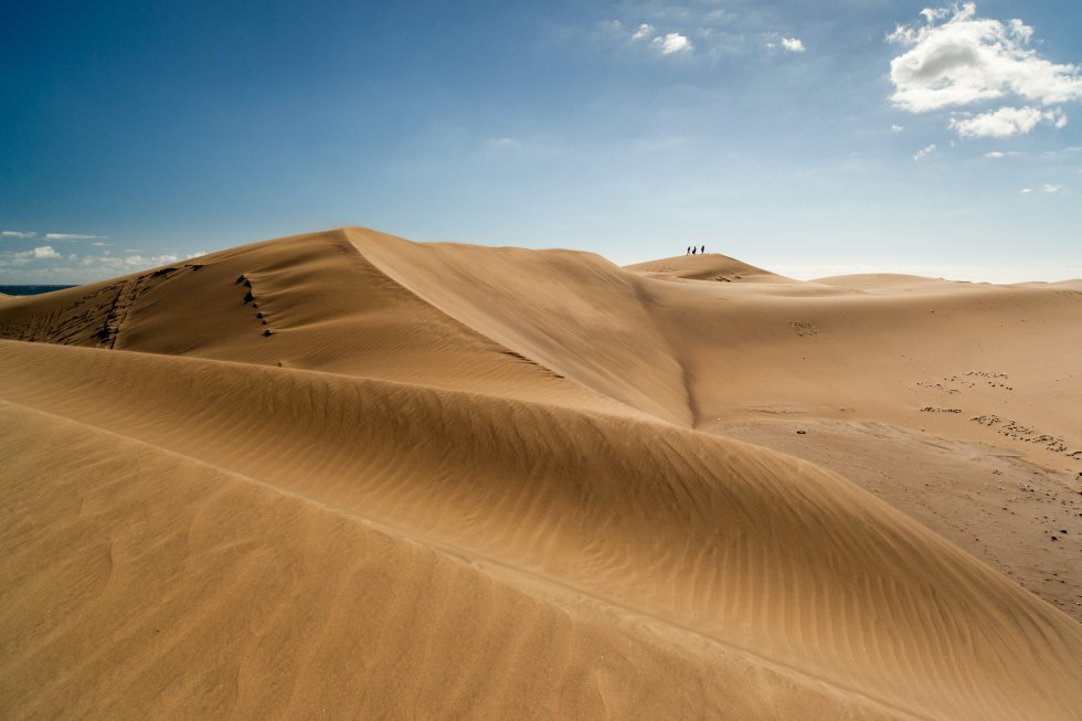 Maspalomas (Gran Canaria)  / DOMINIC DÄHNCKE / GETTY IMAGES