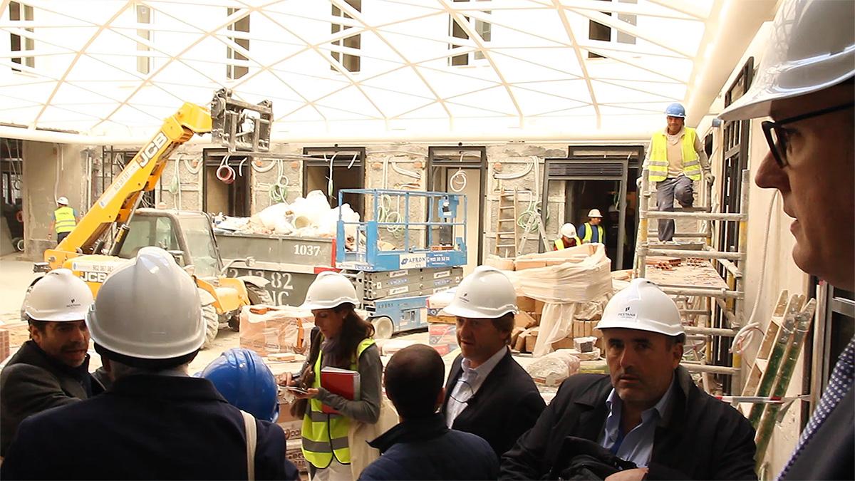 Un proyecto con una inversión de 11 millones de euros