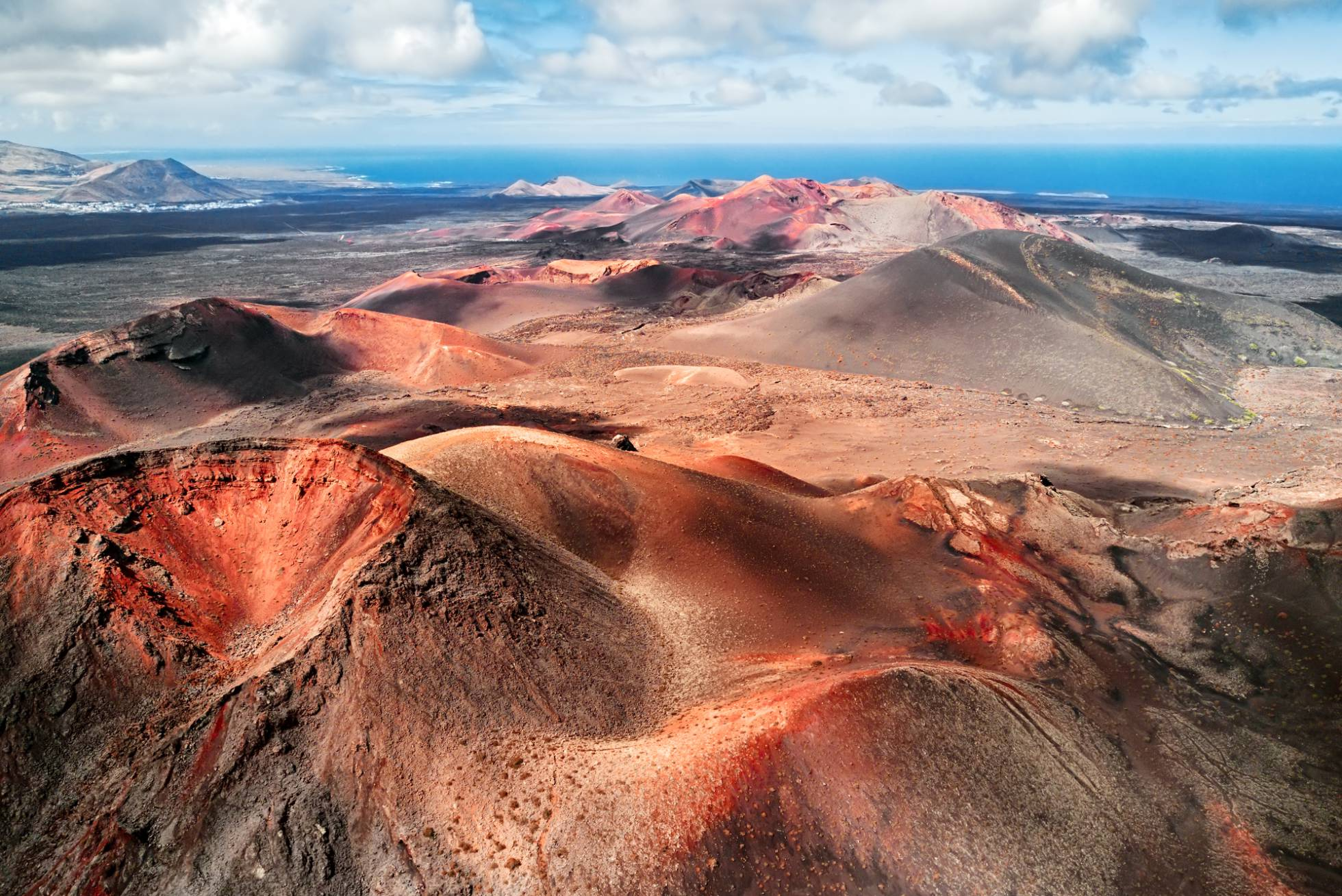 Parque nacional de Timanfaya (Lanzarote)  / GETTY IMAGES