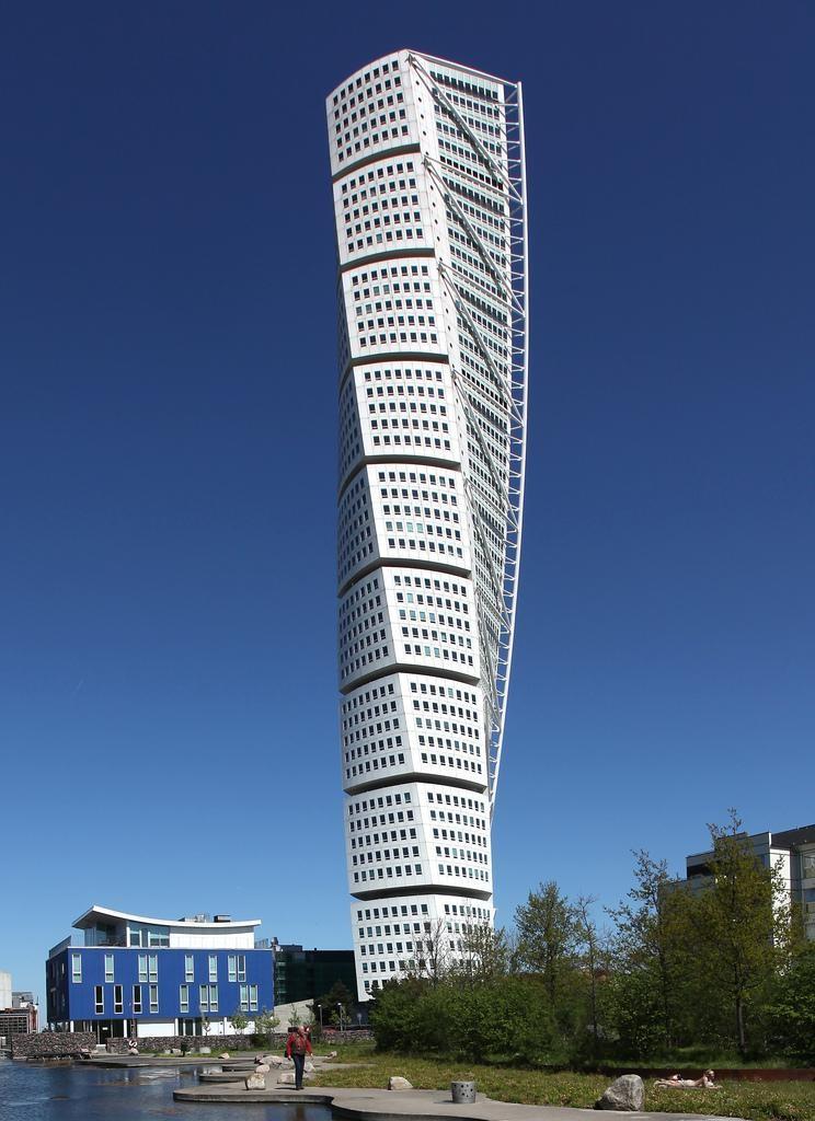 Es obra del español Santiago Calatrava